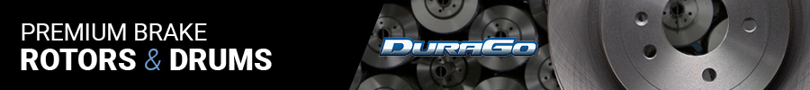 Durago Drums & Rotors